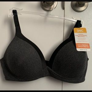 Warner's Invisible Bliss Wirefree w/Lift Bra